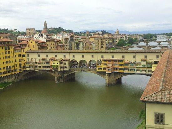 """Galerie des Offices : Firenze...dagli """"Uffizi""""..."""