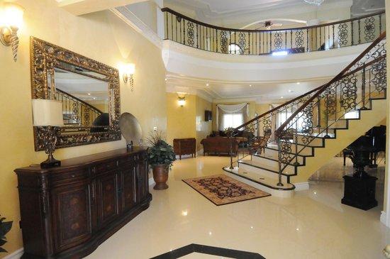 Genesis Sheer Elegance Villa : The Entrance to our Villa. Lavishly Furnished & Offering Comfort in its' Enti
