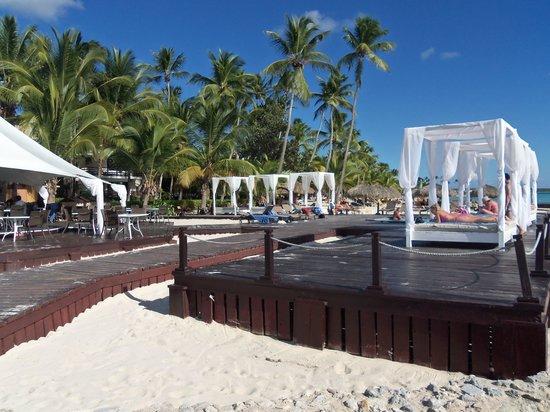 Viva Wyndham Dominicus Beach : endroit de détente