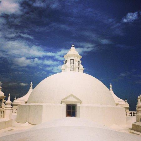 Basilica Catedral de la Asuncion: Roof top of Basilica