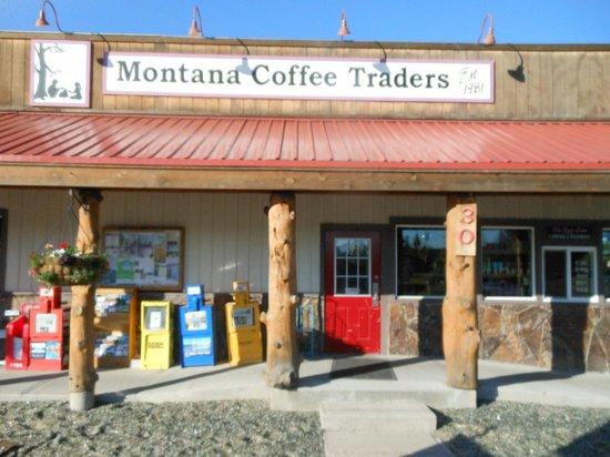 Montana Coffee Traders: Facade