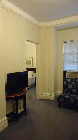 Wolcott Hotel : Jr. Suite