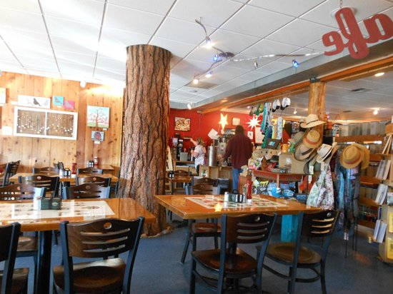 Montana Coffee Traders: Interior