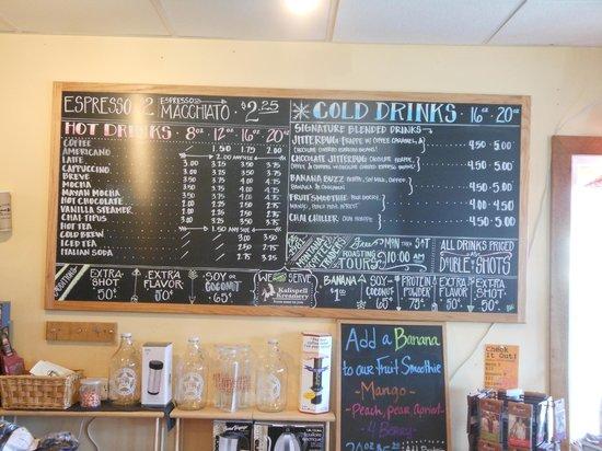 Montana Coffee Traders: Caffeine
