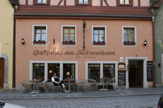 Am Siebersturm: Das Restaurant und Hotel