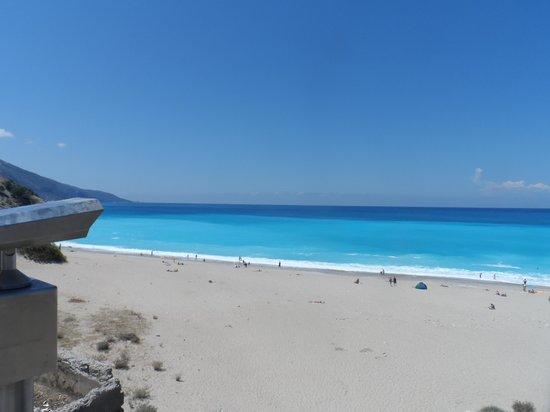 Club Belcekiz Beach Hotel: zeezicht
