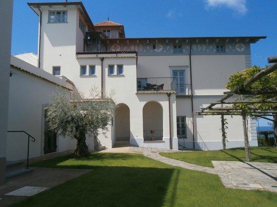 Villa Sabrina Relais : Ingang van het complex