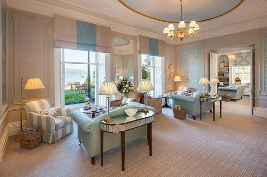 Laura Ashley Hotel The Belsfield: Lounge