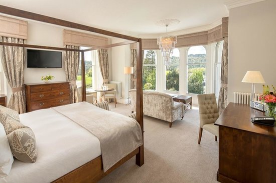 Laura Ashley Hotel The Belsfield: 4 Poster Suite