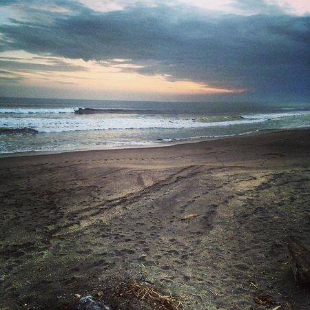 Playa Las Peñitas: Beautiful Beach!