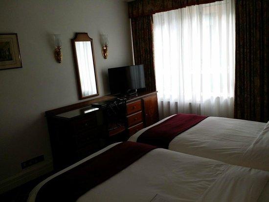 Rathbone Hotel: Habitación