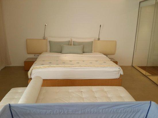 Kempinski Hotel Aqaba Red Sea: המיטה בסוויטה