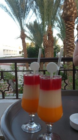 Jaz Fanara Residence : Cocktails