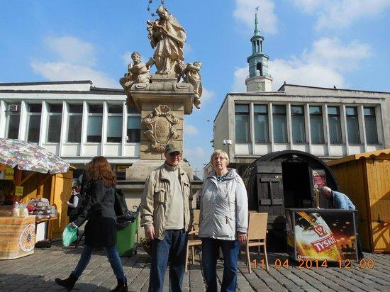 Alte Markt: Соборная площадь