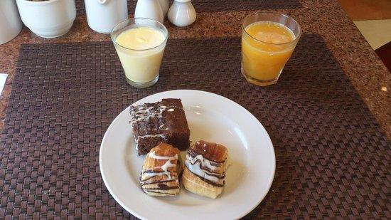 Jaz Fanara Residence : Breakfast