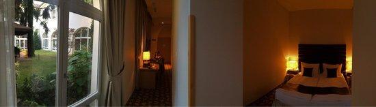 Buda Castle Fashion Hotel: Люкс