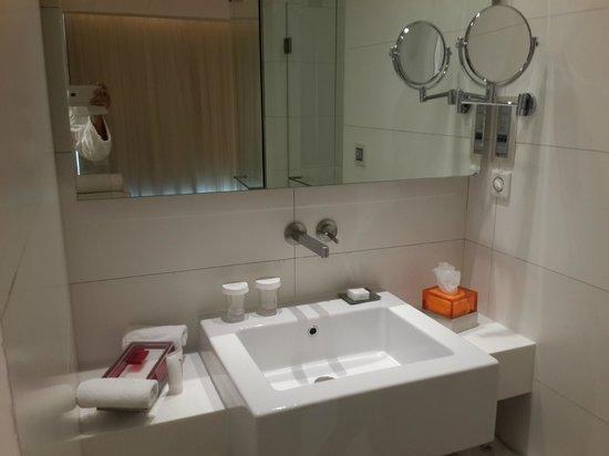 Kempinski Hotel Aqaba Red Sea: מקלחת