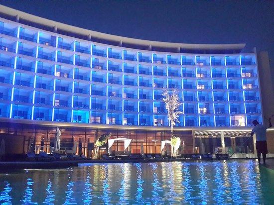 Kempinski Hotel Aqaba Red Sea: חזית המלון