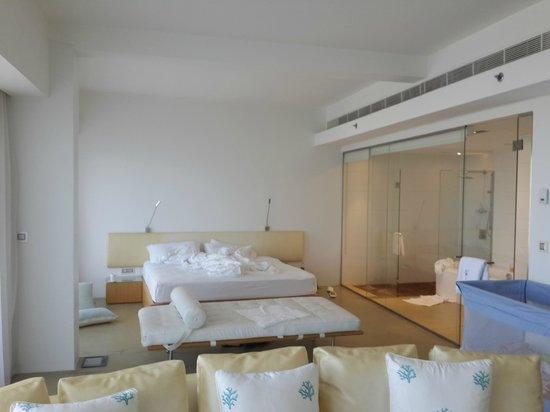 Kempinski Hotel Aqaba Red Sea: הסוויטה