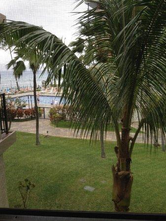 Aston Kaanapali Shores: ocean pool