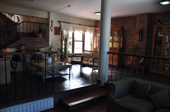 Bahia Nueva Hotel: ロビー