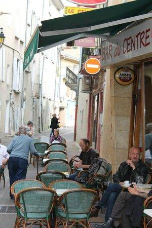 Cafe du Centre S