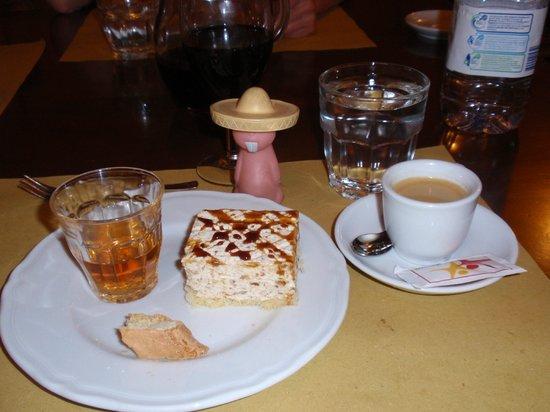Agriturismo Casanova : Dessert