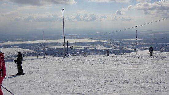 Ski Resort Big Wood