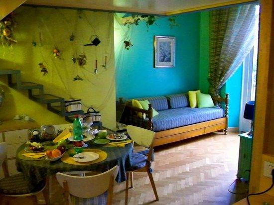 Casa Pariolina: The Garden Suite