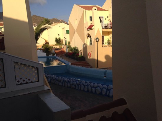 Mareverde : Pool View from Balcony