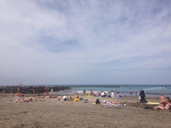 Mareverde : Beach