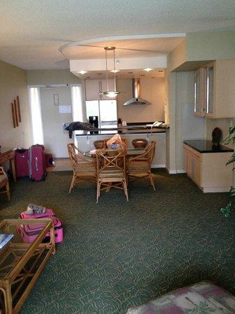 Aston Kaanapali Shores: room 256