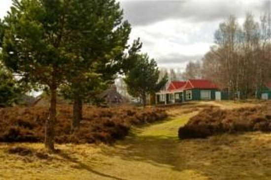 Cairn Hotel : NEARBY CARRBRIDGE GOLF CLUB