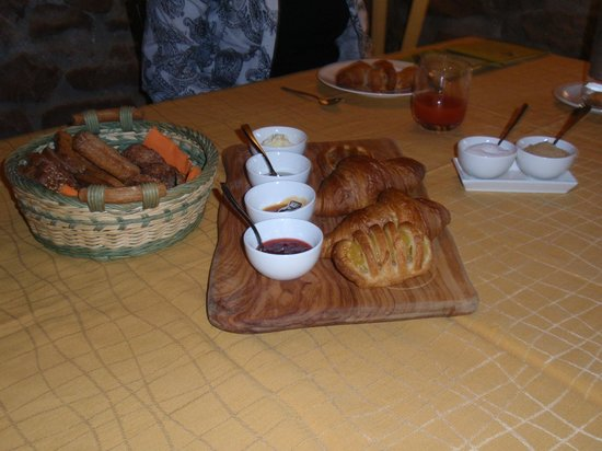 Casa Vacanza Piantamori : Breakfast