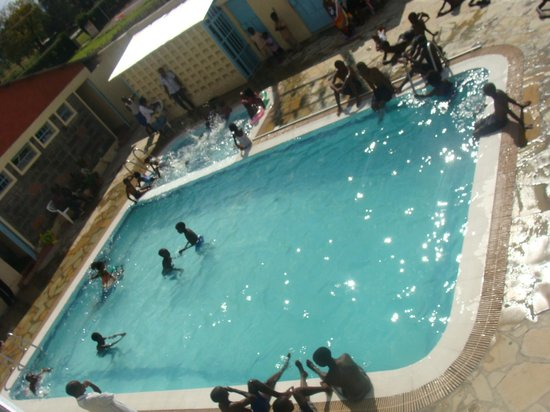 Cool Rivers Hotel : Swimming Pool