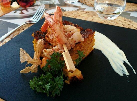 Restaurante Calma Chicha : Amazing sea food!!