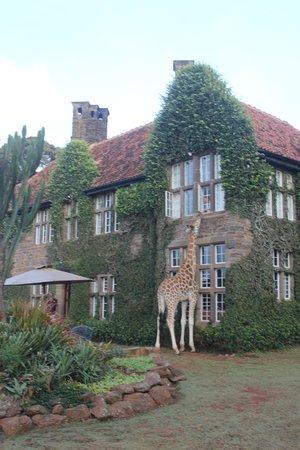 Giraffe Manor : Actual Manor