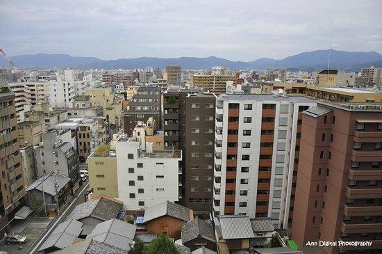 Hotel Monterey Kyoto : 風景超級優!!