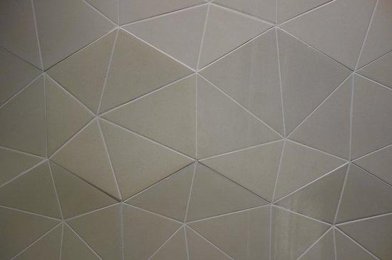 Boutique Hotel Calatrava : Loved the bathroom tiles