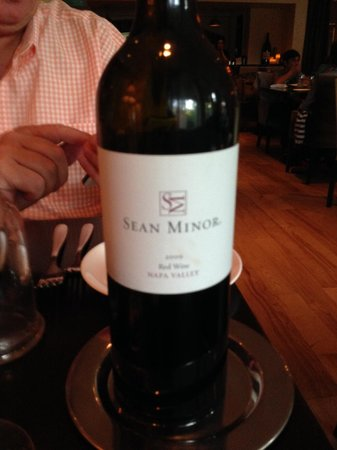 Bistro du Midi : Dinner Wine - Tasty