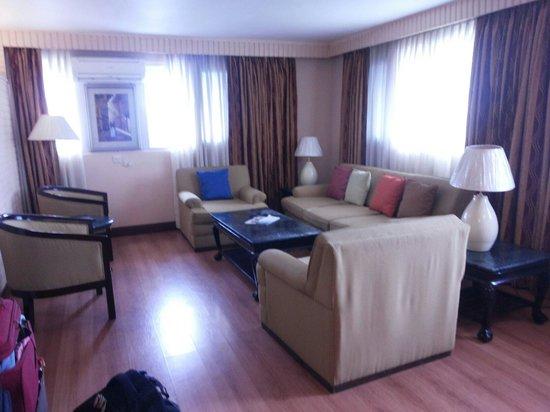 Hotel Shanker: Entrance to suite 709