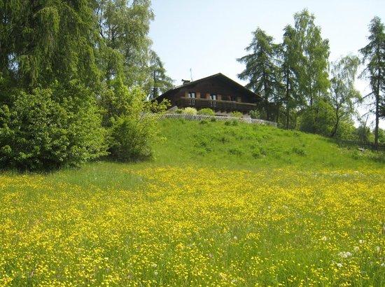 Altopiano del Renon: Prati sula Freudpromenade