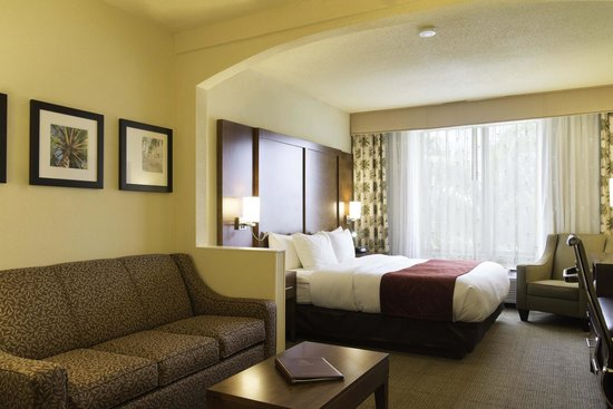 Comfort Suites Miami / Kendall: Room Interior