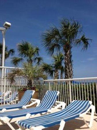 Dunes Village Resort : One of the outdoor pools