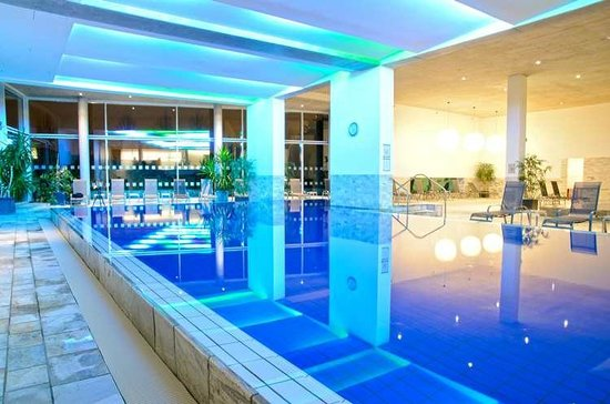 Ayush Wellness Spa: Pool