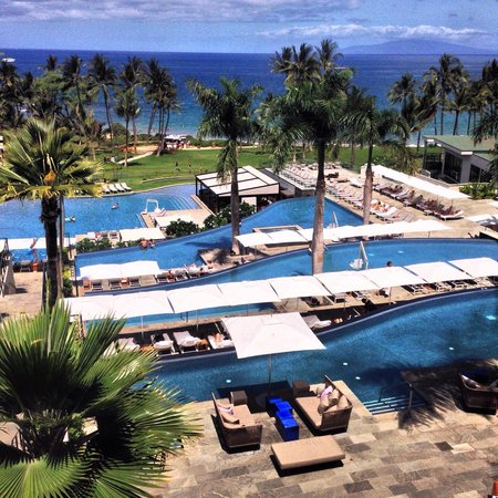 Andaz Maui At Wailea: Incredible Infinity Pools