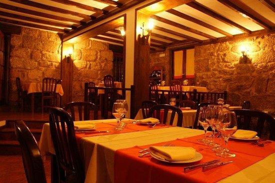 Casa do Castelo: Restaurante