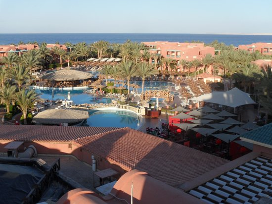 Club Magic Life Sharm el Sheikh Imperial: View From The Tower