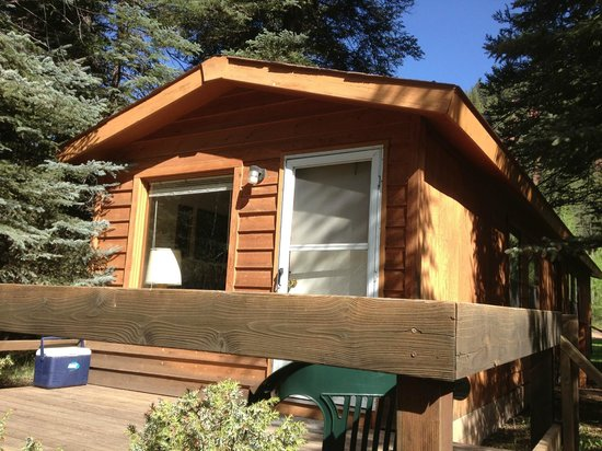 Circle K Guest Ranch: Our Cabin