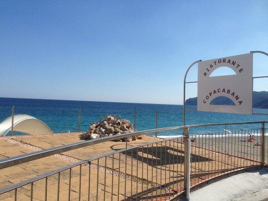 Bagni Nel Blu Spotorno : Copacabana ristorante spotorno restaurant bewertungen